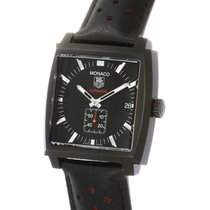 TAG Heuer Monaco Caliber 6 Black Steel Titanium 37MM