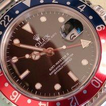 Rolex GMT ST PEPSI REF 16710 +WIE NEU +REVISION U GA+TRITIUM+