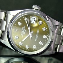 Rolex Oyster Perpetual Date Automatic Men's 1978s with...
