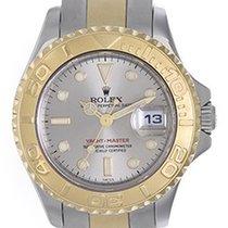 Rolex Ladies Rolex Yacht - Master Steel & Gold 2-Tone...