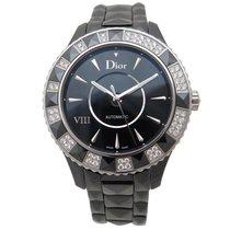 Dior neuf montre christian dior viii cd1245e1 automatic diamants