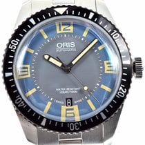 Oris Divers Sixty-Five 40mm 01-733-7707-4065 - Blue & Gray...