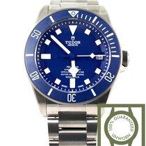튜더 (Tudor) Pelagos 25600TB titanium blue new model NEW
