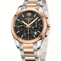 Longines Conquest Classic Chronograph Gents 41,00 mm  L2.786.5...