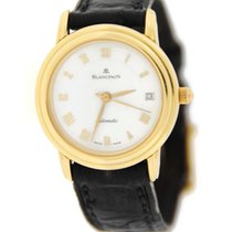 Blancpain Villeret Ultra Slim Ladies 18K Yellow Gold