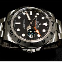 勞力士 (Rolex) Explorer II Black Dial, new 2016 - Ref. 216570