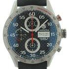 TAG Heuer Carrera Titanium cal. 16 COME NUOVO 07/2012 art. Th100