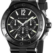 Bulgari Diagono Ultranero DG42BBSCVDCH