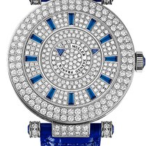 Franck Muller Ronde 42 DM D2R CD Blue Croco