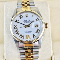 Rolex Datejust Diamanten Besatz LC 100 [Million Watches]