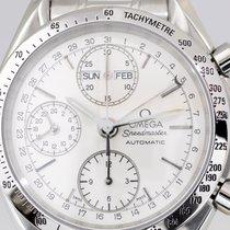 オメガ (Omega) Speedmaster Triple Date Chronograph Day-Date Steel...