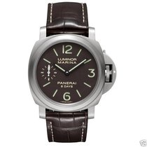 Panerai PAM00564 Luminor Marina 8 Days Titanio PAM 564 Manual NEW