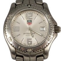 Ταγκ Χόιερ (TAG Heuer) Professional WT111Z Steel Case Grey...