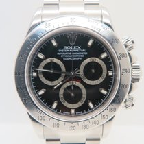 Rolex Daytona Black Dial 40mm Ref. 116520 (With Rolex Box)