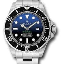 Rolex Sea-Dweller DEEP-SEA 116660 dbl LIKE NEW