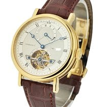 Breguet 5317BA/12/9V6 5317 Tourbillon with 5 Day Power Reserve...