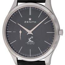 Zenith : Elite Ultra Thin 'Hennessy' :  03.2017.681/27...