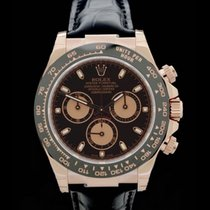 Rolex Cosmograph Daytona - Ref.: 116515ln - Everose - Box/Papi...