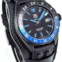 "TAG Heuer Formula 1 Calibre 7-GMT ""David Guetta Edition&#3..."