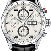 TAG Heuer Carrera Day-Date Calibre 16 Stainless Steel Automatic