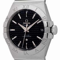 Omega : Constellation Co-Axial 38MM :  123.10.38.21.01.002 : ...