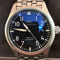 IWC Pilot Mark XVI - /w Steel Bracelet - Like new -