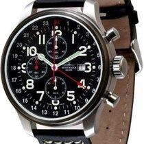 Zeno-Watch Basel OS Pilot Chronograph GMT
