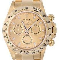 롤렉스 (Rolex) 18k Yellow Gold Cosmograph Daytona Men's Watch...