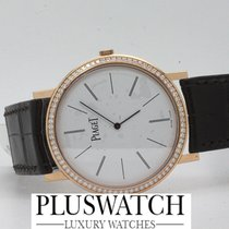 Piaget Altiplano Round 38mm Automatic with Diamond Bezel  T