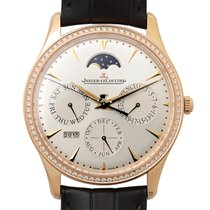 Jaeger-LeCoultre New  Master Ultra Thin 18 K Rose Gold With...