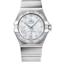 Omega Constellation Omega Co-Axial Master Chronometer Small...
