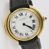 Cartier Paris Vendome Ronde Gelbgold
