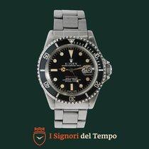"""롤렉스 (Rolex) Submariner Date MK1 """"Long F"""" scritta red"""
