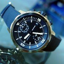 IWC Aquatimer Chronograph Edition Expedition Charles Darwin -...
