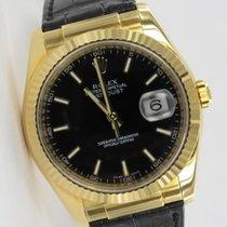 Rolex Datejust Gelbgold NOS 116138
