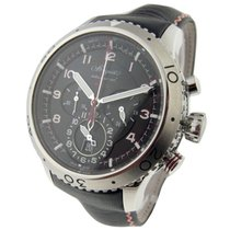 Breguet 3880ST/H2/3XV Type XXII Flyback Chronograph - Steel on...