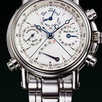 Paul Picot COLLECTION TECHINCUM Steel-Silver Dial Steel Bracelet