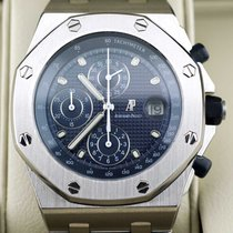 Audemars Piguet Royal Oak Offshore Chronograph Blue Dial