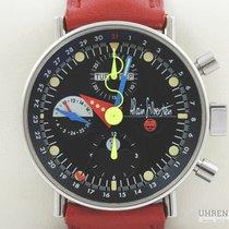 Alain Silberstein Bauhaus Chronograph Automatic Day-Date 39 mm
