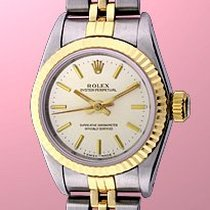 Rolex Oyster Perpetual.