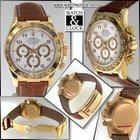 Rolex Daytona Oro pelle