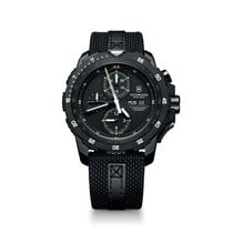 Victorinox Swiss Army Alpnach Mechanical chronograph, green...
