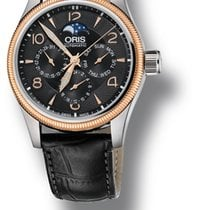 Ορίς (Oris) Big Crown Complication