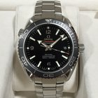 Omega Seamaster Planet Ocean   Steel 42mm   perfect condition
