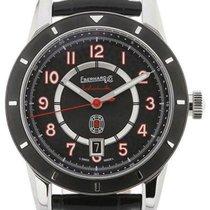 Eberhard & Co. Tazio Nuvolari 42.5 Black Dial Automatic Date