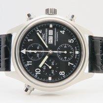 IWC Der Doppelchronograph Rattrappante Ref. IW3713 (Box&Pa...