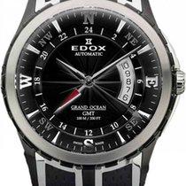 Edox Grand Ocean GMT Automatik 93004 357N NIN