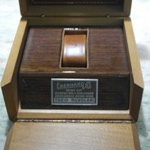 "Eberhard & Co. vintage watch wooden box for any ""tazio..."
