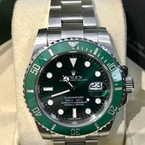 Rolex Submariner Date Hulk never polish
