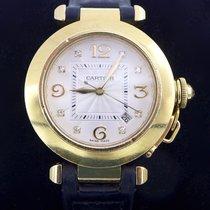 Cartier Pasha or